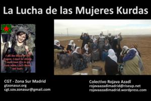 La Lucha de las Mujeres Kurdas