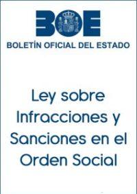 Infracciones y Sanciones en el Orden Social