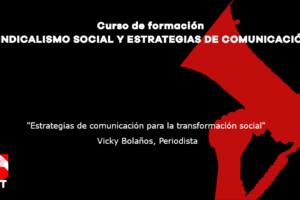 Estrategias de comunicación para la transformación social