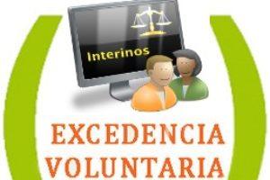 Los trabajadores con contrato de interinidad por vacante o sustitución tienen derecho a pasar a la situación de excedencia voluntaria