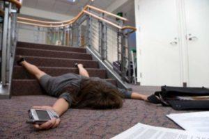 Tiempo de descanso y accidente de trabajo