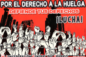 Concreción de objetivos en la convocatoria de huelga para que sea legal