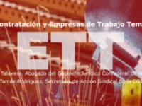 Subcontratación y Empresas de Trabajo Temporal