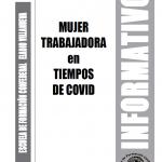 Boletín 167: Mujer trabajadora en tiempos de Covid