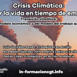 Transición climática: Cambios en el modelo económico y del modelo del trabajo que necesitamos