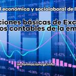 La realidad económica y sociolaboral de la empresa: Nociones básicas de Excel y estados contables de la empresa