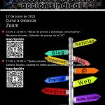 Comunicación, prensa y redes sociales en la acción sindical. 17 de junio