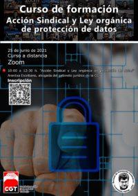 Acción Sindical y Ley orgánica de protección de datos