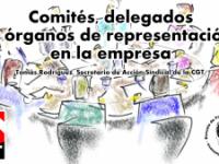 Comités, delegados y órganos de representación en la empresa