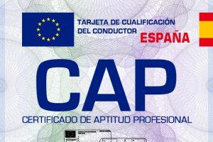 Son las empresas de transporte de viajeros las que tienen que soportar el coste de la tasa por renovación del Certificado de Aptitud Profesional (CAP)