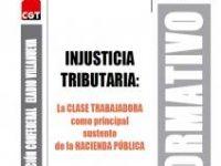 Boletín 168: Injusticia tributaria