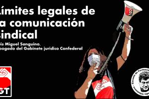 Límites legales de la comunicación sindical